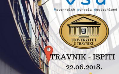 ÖSD ispit u junu 2018. i u Travniku